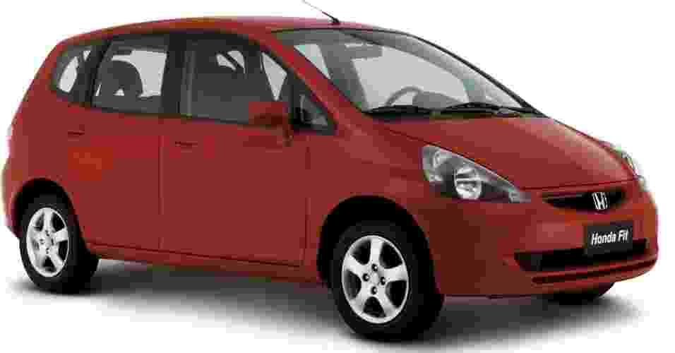 Mídia indoor; wap; celular; TV; Honda Fit; carro; veículo;automóvel; recall - Folhapress