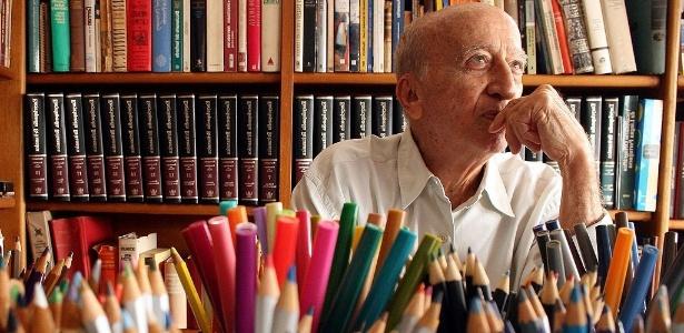 O escritor Millôr Fernandes - Ricardo Moraes/Folhapress