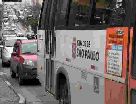 Medidas tentam priorizar transporte coletivo e racionalizar equação do trânsito brasileiro - Luiz Claudio Barbosa/Futura Press