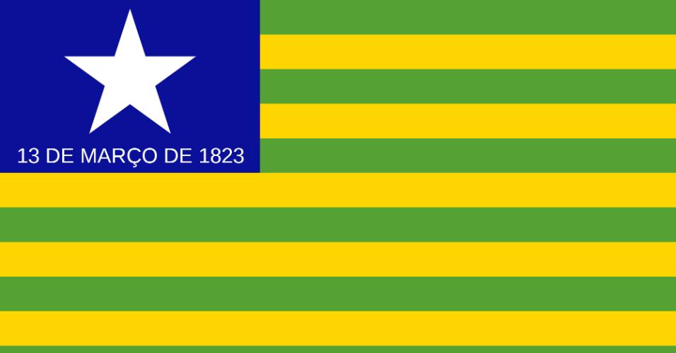 Mídia Indoor, TV, WAP, Celular, Televisão, Bandeira, Piauí, PI, Estado, Unidade da Federação, Brasil, República, Produtor, Governo, Política, Governador