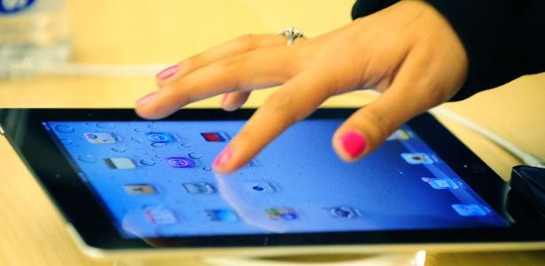 De acordo com jornal americano, Apple considera fabricação de iPad com tela de 8 polegadas