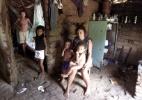 No Nordeste, número de donas de casa chefes de família cresce e quase se iguala ao de chefes trabalhadoras - Jarbas Oliveira/Folhapress
