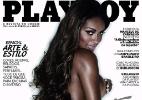 """Ex-BBB Jaqueline é capa da """"Playboy"""" na Romênia"""