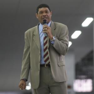 O pastor Valdemiro Santiago, da Igreja Mundial do Poder de Deus - Mastrangelo Reino/Folhapress