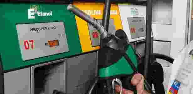 gasolina - Luiz Carlos Murauskas/Folha Imagem - Luiz Carlos Murauskas/Folha Imagem