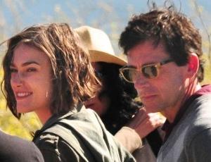 "Steve Carell e Keira Knightley gravam cenas de ""Seeking a Friend at the End of the World"""