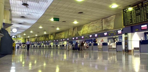 Entre 2007 e 2011, mais de 10 mil brasileiros foram barrados no Aeroporto Internacional de Barajas, em Madri