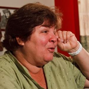 Aleida Guevara, filha do guerrilheiro Ernesto Che Guevara, durante visita ao Brasil, em 2011 - Rafael Andrade/Folhapress