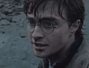 """Cena do filme """"Harry Potter e as Relíquias da Morte: Parte 2"""""""
