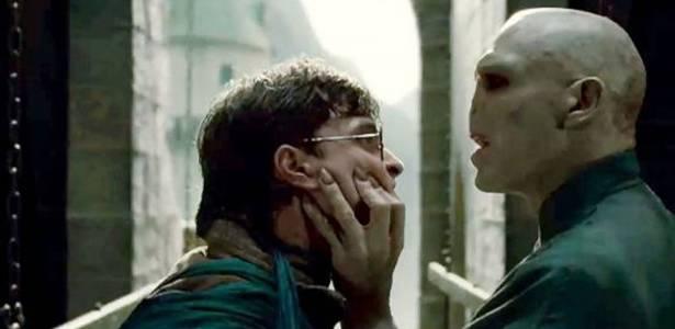 """Cena do filme """"Harry Potter e as Relíquias da Morte - Parte 2"""""""