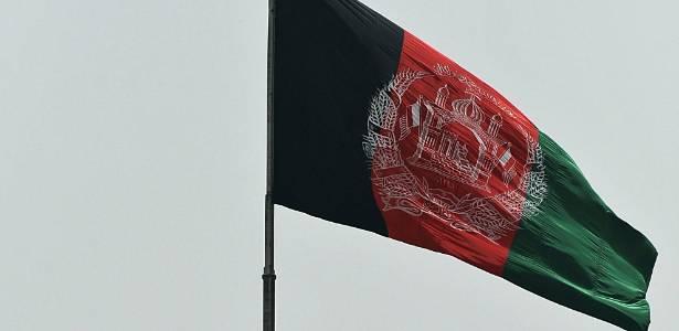 Bandeira do Afeganistão, Estado cuja capital é Cabul