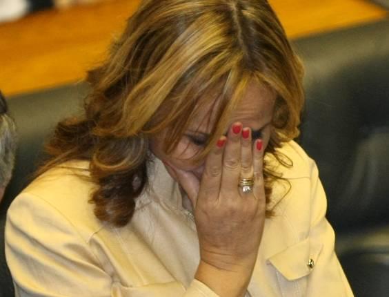 Deputada federal Jaqueline Roriz (PMN-DF), que escapou de perder o mandato