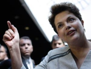 A melhor avaliação do governo Dilma foi apurada em março pela CNI/Ibope, quando chegou a 56%