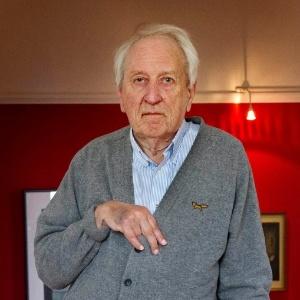 Escritor sueco Tomas Tranströmer, 80, é o vencedor do prêmio Nobel de Literatura de 2011 - Jessica Gow/Scanpix/Arquivo/Reuters