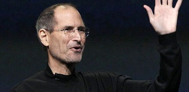 Steve Jobs, cofundador da Apple - AP