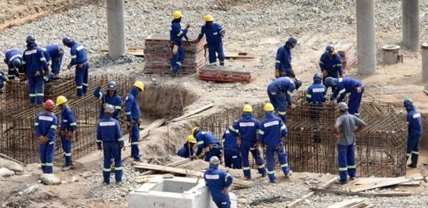 Obras no Itaquerão. Fiscalização dos custos gerou discussão entre dirigentes