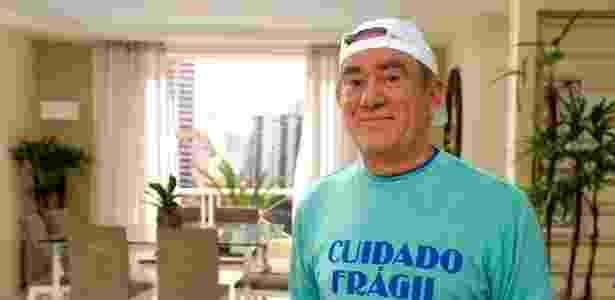 Renato Aragão é o homenageado do Risadaria 2012, que promove campeonato de stand-up - Divulgação