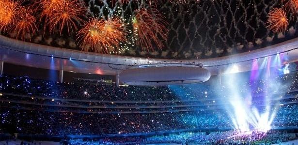 """As imagens da abertura do Pan exibidas pela Globo configuram uso """"ilegal"""" para Record"""