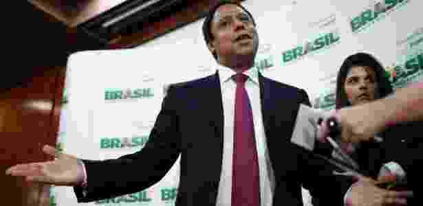 Ministro Orlando Silva tem nome envolvido em acusações de corrupção em sua pasta - Ueslei Marcelino/Reuters