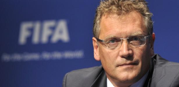 Fifa tem pressionado o governo brasileiro pela aprovação da Lei Geral da Copa