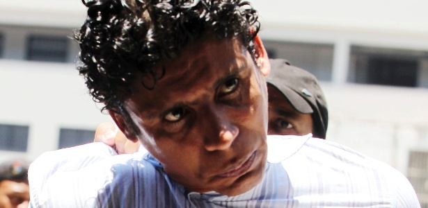 Traficante Nem é preso no Rio de Janeiro