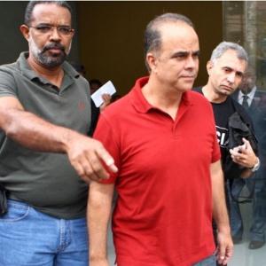 Marcos Valério foi preso no começo de dezembro, mas já foi solto e responderá ao processo em liberdade
