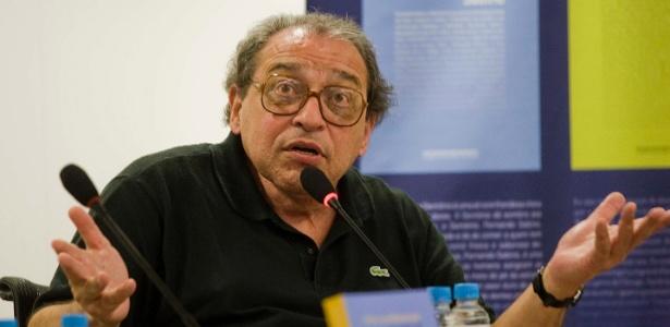 O escritor e jornalista Ruy Castro - TV Cultura