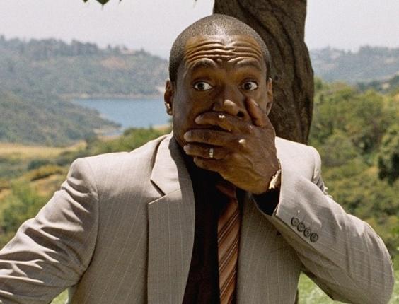 """Eddie Murphy na cena cena do filme """"As Mil Palavras"""""""