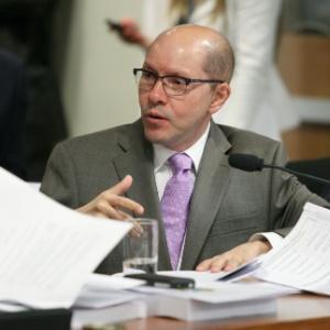 O senador Demostenes Torres - Sergio Lima/Folhapress