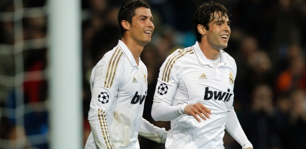 Kaká diz que Cristiano Ronaldo é o melhor jogador mundo