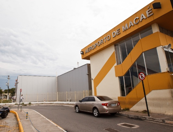 Aeroporto de Macae, litoral norte fluminense