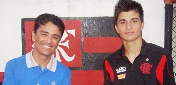 Fla recebe sondagem da Juventus-ITA por filho de Bebeto, e meia pode deixar o clube