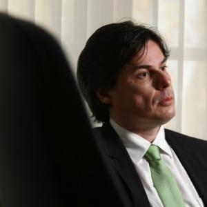 O delegado da PF Luís Flávio Zampronha investigou o mensalão - Sergio Lima/Folhapress