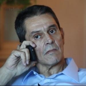 Roberto Jefferson, condenado por corrupção passiva e lavagem de dinheiro, foi o delator do mensalão - TV Folha