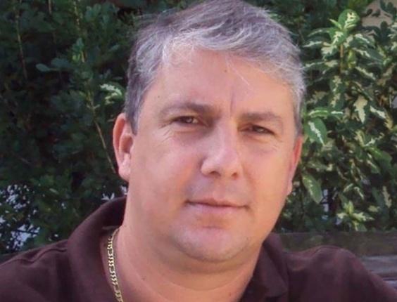 Reprodução de imagem de site de relacionamento do vereador eleito de Niterói (RJ) Lucio Diniz Araújo Martelo, de 44 anos, conhecido como Lucio do Nevada (PRP). O político foi assassinado na noite de quinta-feira (25), na porta da casa de seus pais, no bairro de Santa Bárbara, em Niterói