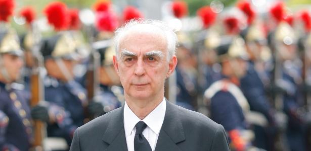 O ex-governador Cláudio Lembo