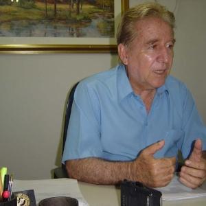 Sebastião Curió, conhecido como Major Curió, coronel da reserva do Exército - Edinaldo de Sousa/Folhapress
