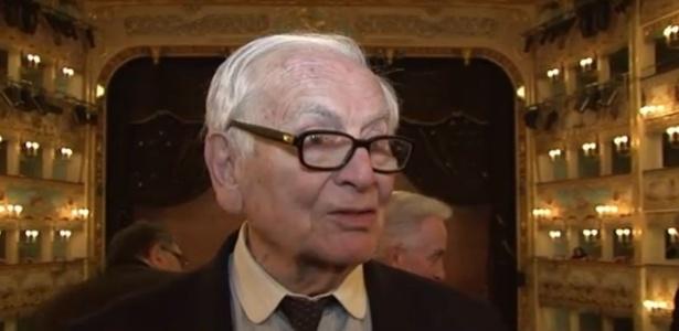 "Aos 92 anos, estilista Pierre Cardin inaugurará museu ""Passado-Presente-Futuro""  - AFP"