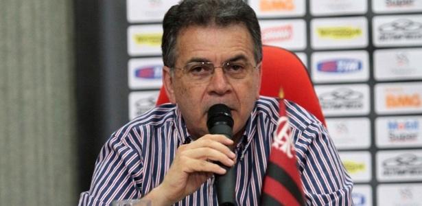 O diretor Paulo Pelaipe citou o improviso no início do trabalho no Flamengo