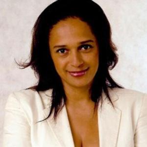 Isabel dos Santos, filha do presidente angolano, José Eduardo dos Santos, a primeira bilionária africana